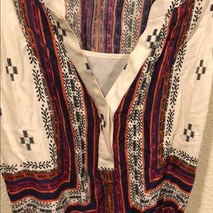 Sanctuary Dresses - NWOT Sanctuary colorful print belted dress